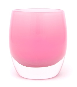 glassybaby in smooch