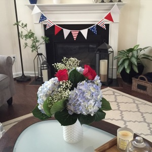 4th of july 2015 flowers